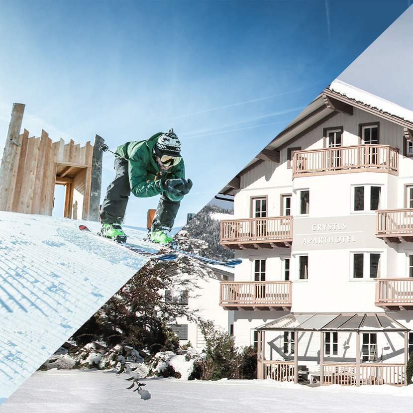 Crystls _Ski Winter Flachau