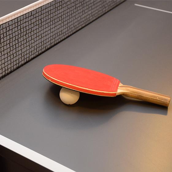 Crystls table-tennis