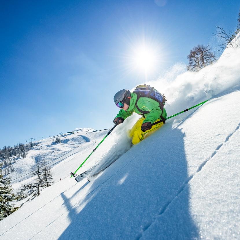 Skiparadies_Zauchensee_Freerider_powdern